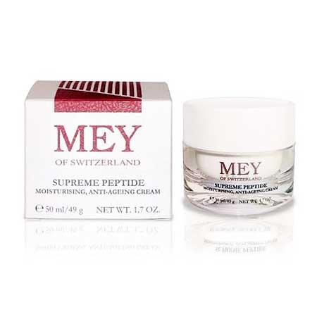 Mey Supreme Peptide Cream Αντιγηραντική Κρέμα 24ωρης Δράσης 50ml