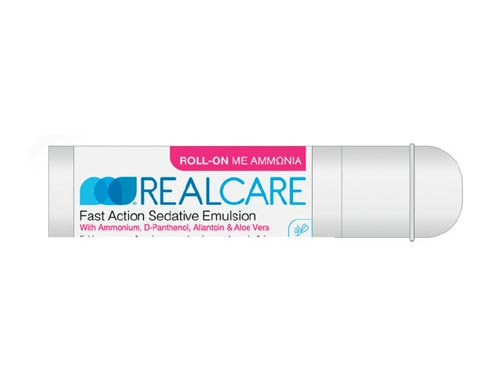 REAL CARE ROLL-ON ΜΕ ΑΜΜΩΝΙΑ 25ml