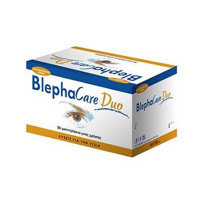 Blephacare Duo Μαντηλάκια μιας Χρήσης 30 τεμ.