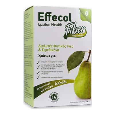 Epsilon Health Effecol Fiber με Γεύση Αχλάδι 14 x 30ml
