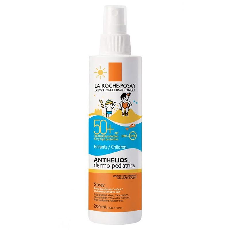 La Roche Posay Anthelios Dermo-Pediatrics Spray SPF50+, 200ml
