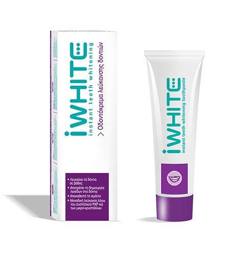 i-White Οδοντόκρεμα λεύκανσης 75ml