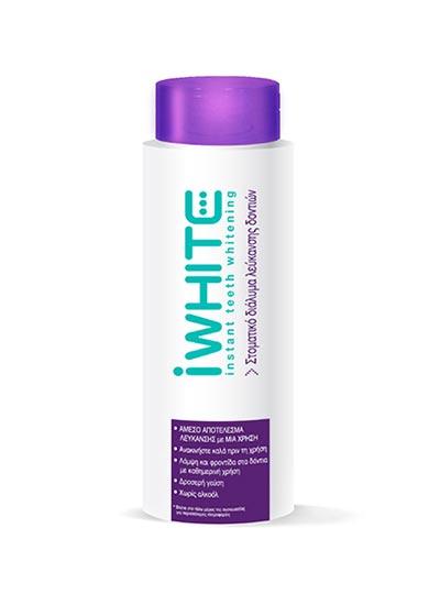 i-White instant Στοματικό διάλυμα λεύκανσης δοντιών, 500ml