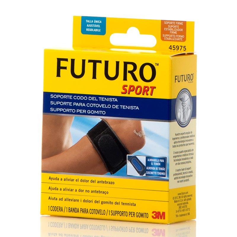 FUTURO Sport 3M Αθλητικός Ρυθμιζόμενος Επίδεσμος Αγκώνα Ένα Μέγεθος