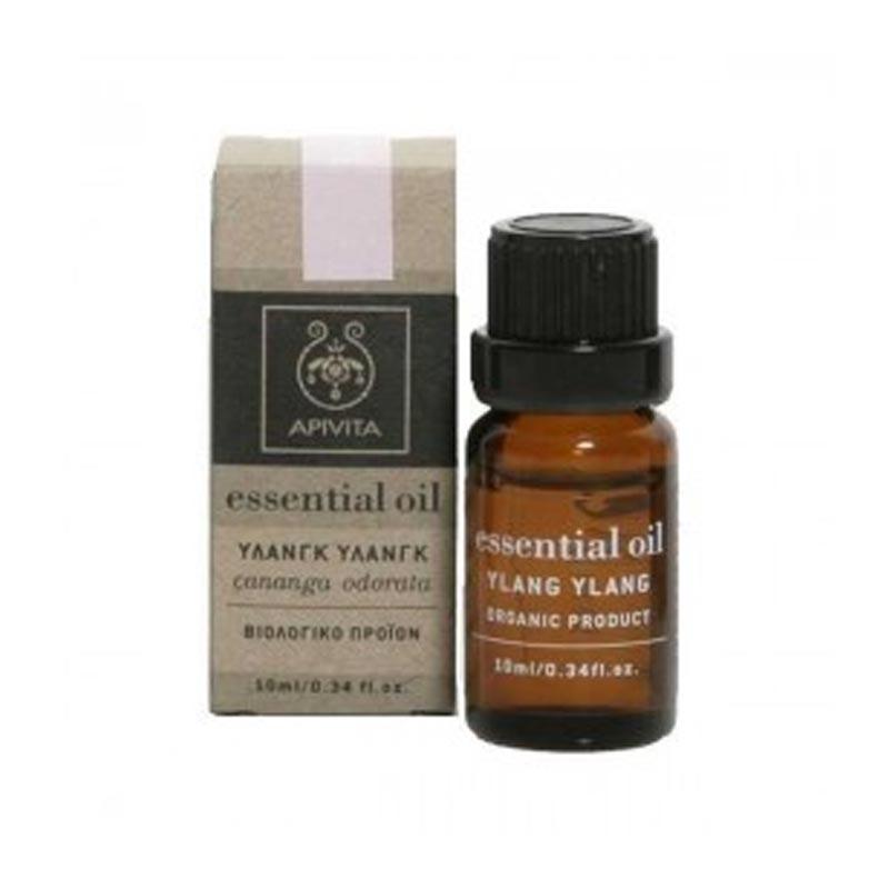 Apivita Essential Oil Υλάνγκ-Υλάνγκ 10ml
