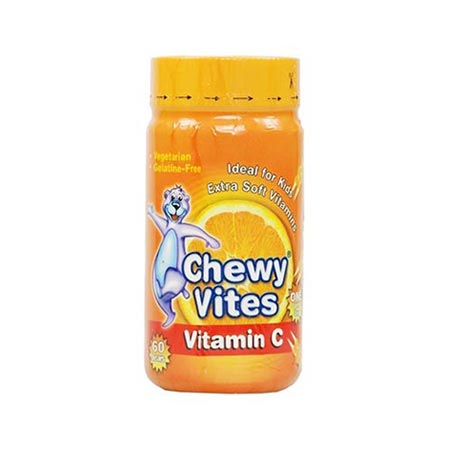 Chewy Vites Jelly Bears Vitamin C 60 Ζελεδάκια