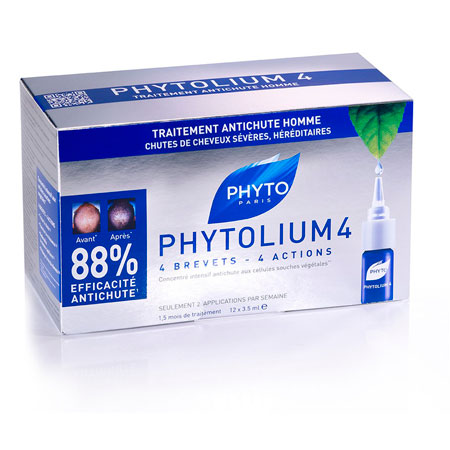Phyto Phytolium 4 Thinning Hair Treatment 12x3.5ML