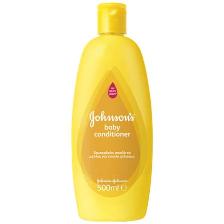 Johnsons  Baby Conditioner 500ml