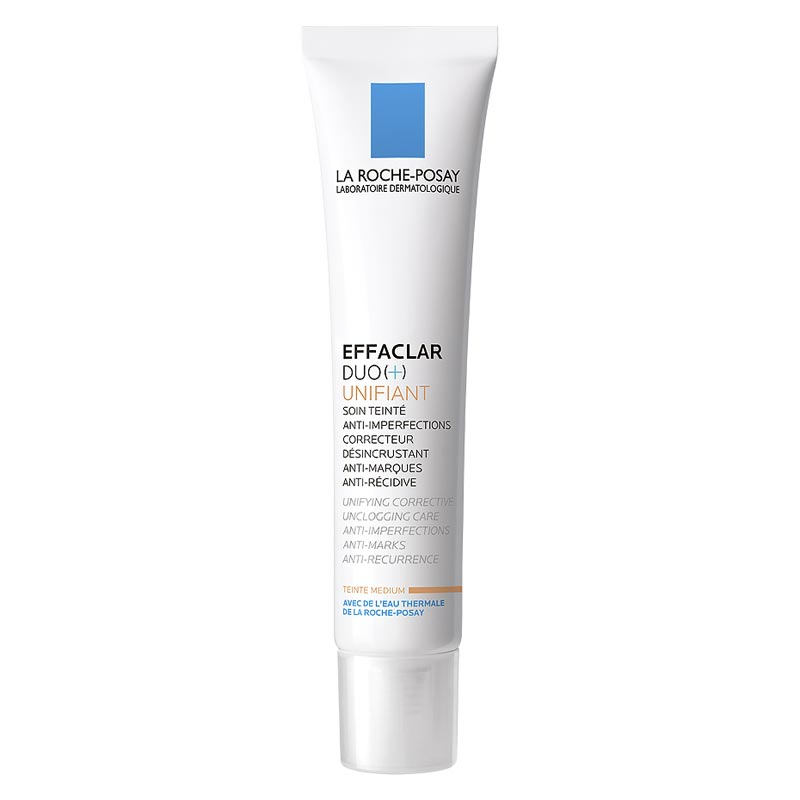 La Roche Posay Effaclar Duo(+) Unifiant -Medium Shade- 40ml