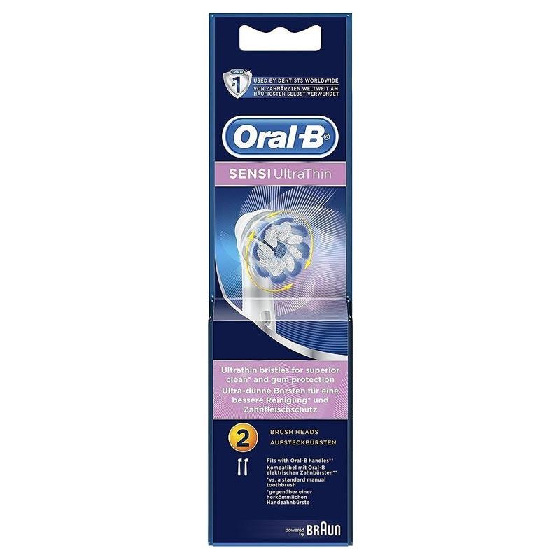 Oral-B Sensi Ultra Thin Refill 2τμχ