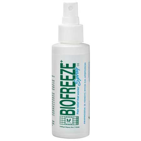 Biofreeze Κρυοθεραπεια Για Μυικους Πόνους Spray 118ml