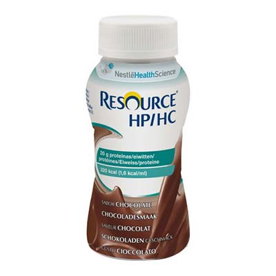 Nestle Resource HP/HC 200ml Σοκολάτα 200ml