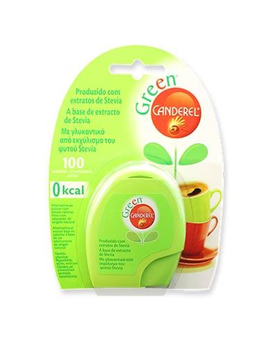 Green Stevia 100 δισκία