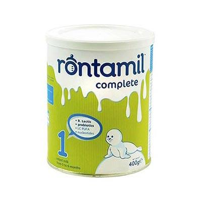 Rontamil Complete 1 Γάλα σε σκόνη από τη Γέννηση 400gr