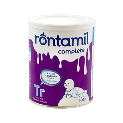 Rontamil TR Γάλα σε σκόνη για την αντιμετώπιση της δυσκοιλιότητας, από τη γέννηση, 400gr