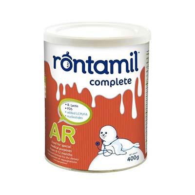 Rontamil Complete AR Γάλα για την Αντιμετώπιση των Αναγωγών 400gr