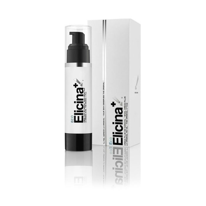 Elicina Snail Cream Eco PLUS Θρεπτική Κρέμα 50ml
