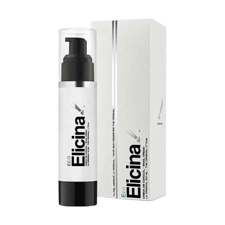 Elicina Cream Eco Pump 50ml