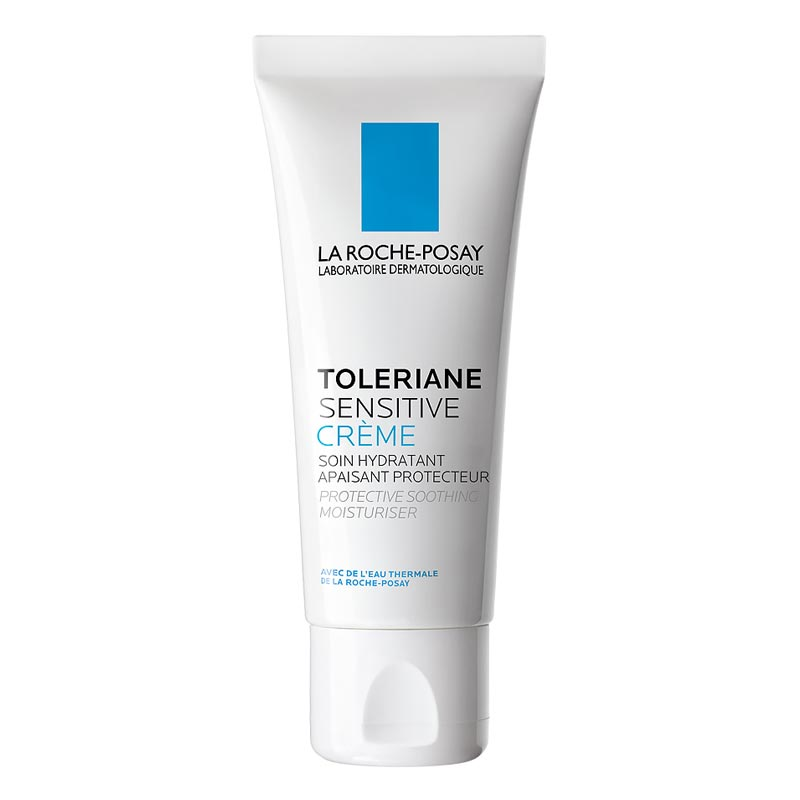 La Roche Posay Toleriane Sensitive Ενυδατική Κρέμα με Πρεβιοτικά για Ευαίσθητες Επιδερμίδες 40ml