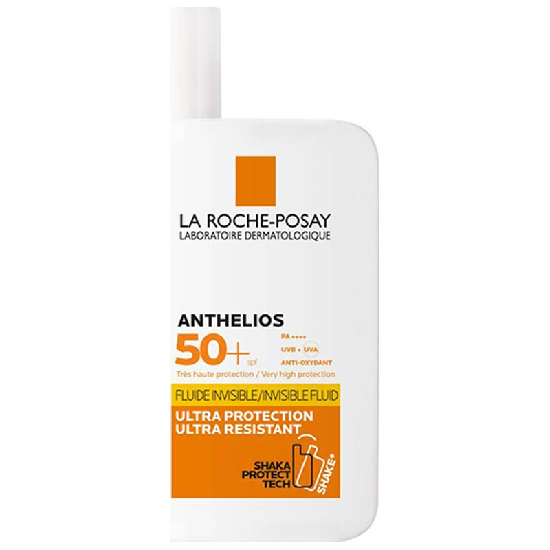 La Roche Posay Anthelios Invisible Fluid with Shaka Protect Tech SPF50 50ml