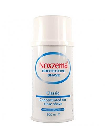 Noxzema Classic Αφρός Ξυρίσματος για Κανονικό δέρμα, 300ml