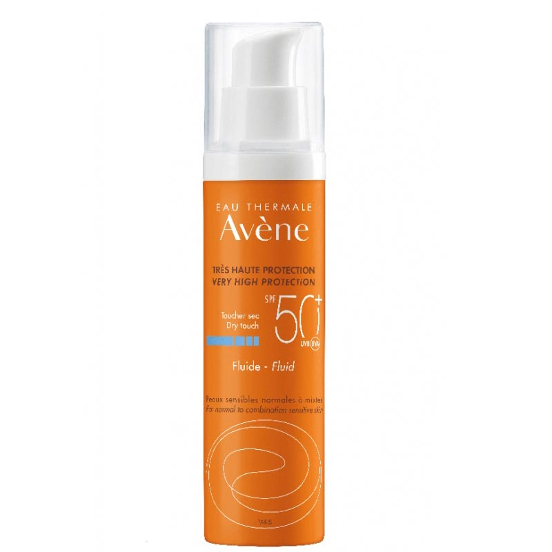 Avene Sun Emulsion (Fluide) SPF50+ 50ML