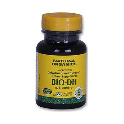Natures Plus Bio-DH 25mg 60caps
