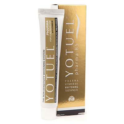 Yotuel Pharma Vitamin B5 Whitening Οδοντόκρεμα 50ml