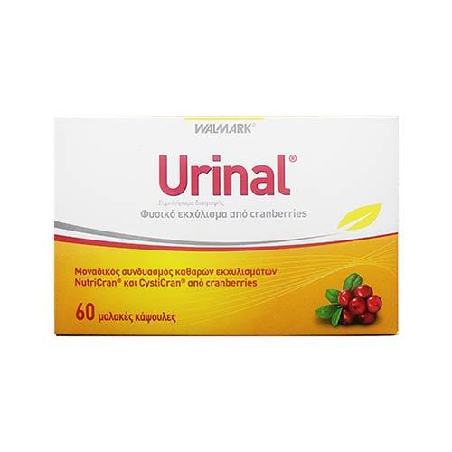 Urinal 60 caps