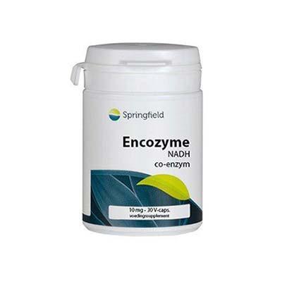 Springfield Encozyme NADH 10mg 30 φυτικές κάψουλες