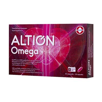 Altion Omega 30 caps