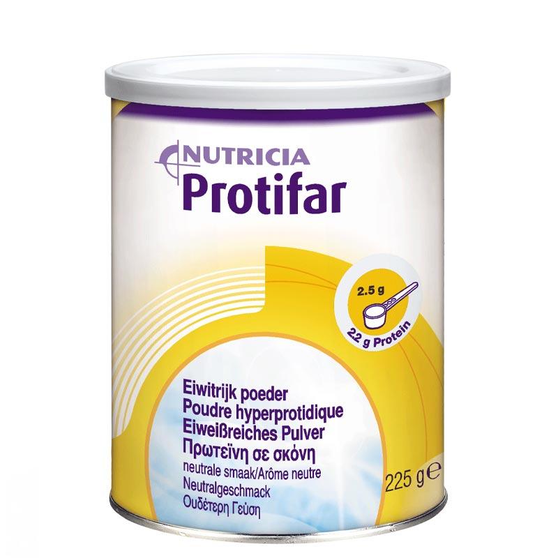 Nutricia Nutricia Protifar Υπερπρωτεϊνικό Θρεπτικό Σκεύασμα σε μορφή σκόνη, 225gr