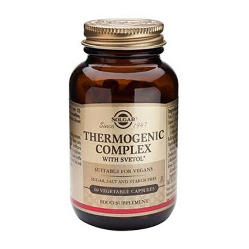 Solgar Thermogenic Complex 60vcaps