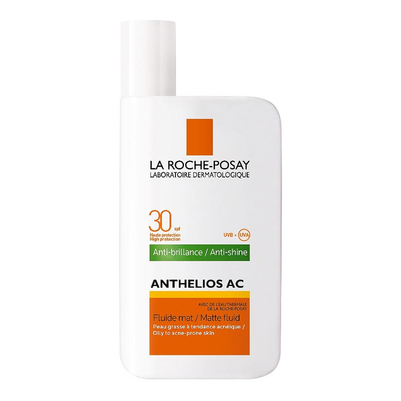 La Roche Posay Anthelios AC Matte Fluid Anti-Shine SPF30 50ml