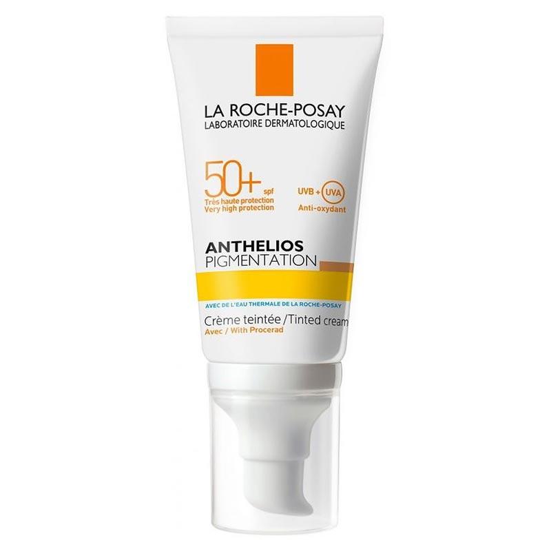 La Roche Posay Anthelios Pigmentation SPF50+, Με Χρώμα 50ml