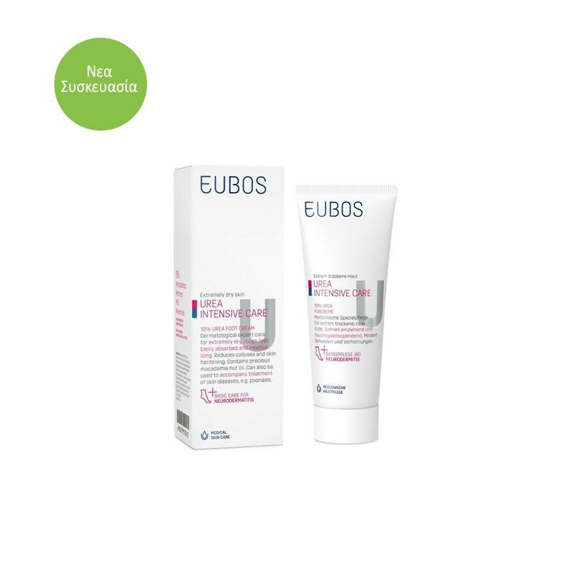 EUBOS 10% UREA FOOT CREAM 100ml
