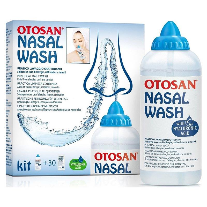 Otosan Nasal Wash Kit + 30 Φακελίσκοι 1τμχ