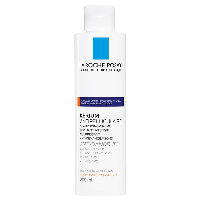 La Roche Posay Kerium Crème Shampoo 200ml