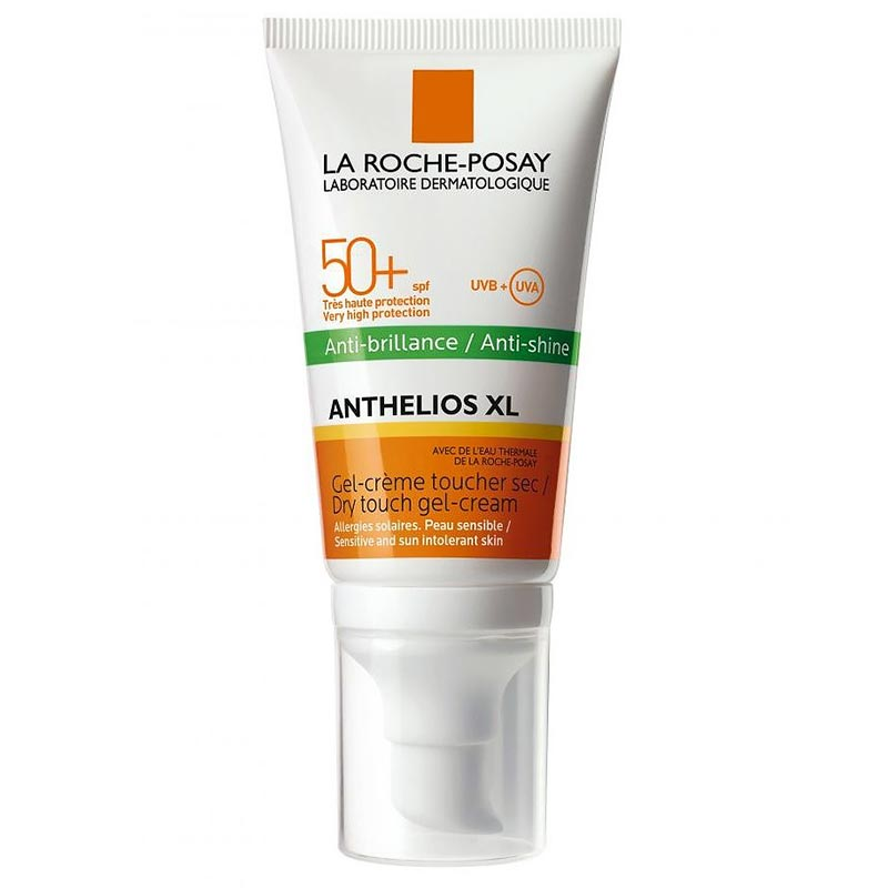 La Roche Posay Anthelios XL Dry Touch Gel-Cream Anti-Shine SPF50+, 50ml