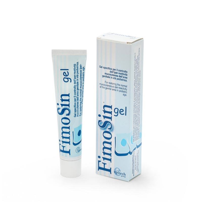 Fimosin Gel - Παιδιατρικό Τζελ για Βαλανίτιδες & Βαλανοποσθίτιδες 30ml