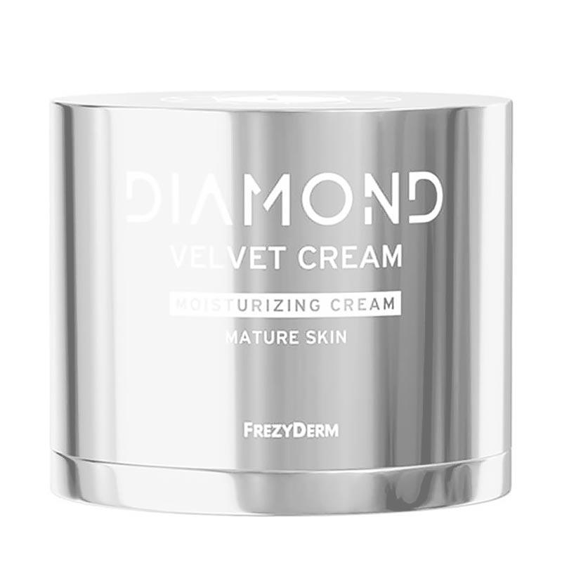 Frezyderm Diamond Velvet Moisturizing Cream Ενυδατική Κρέμα για Ώριμες Επιδερμίδες 50ml