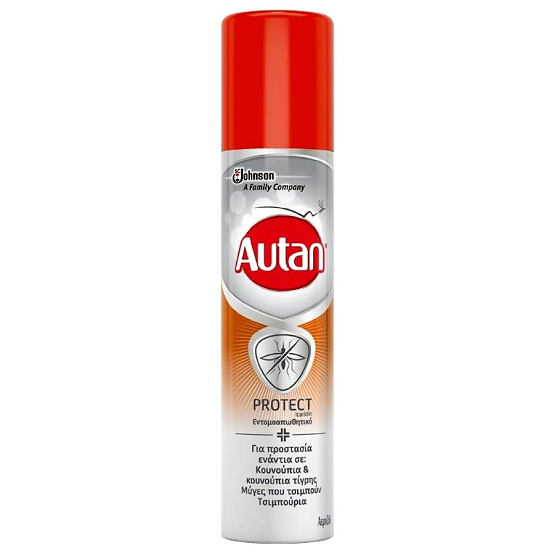 Autan Protect Spray 100ml