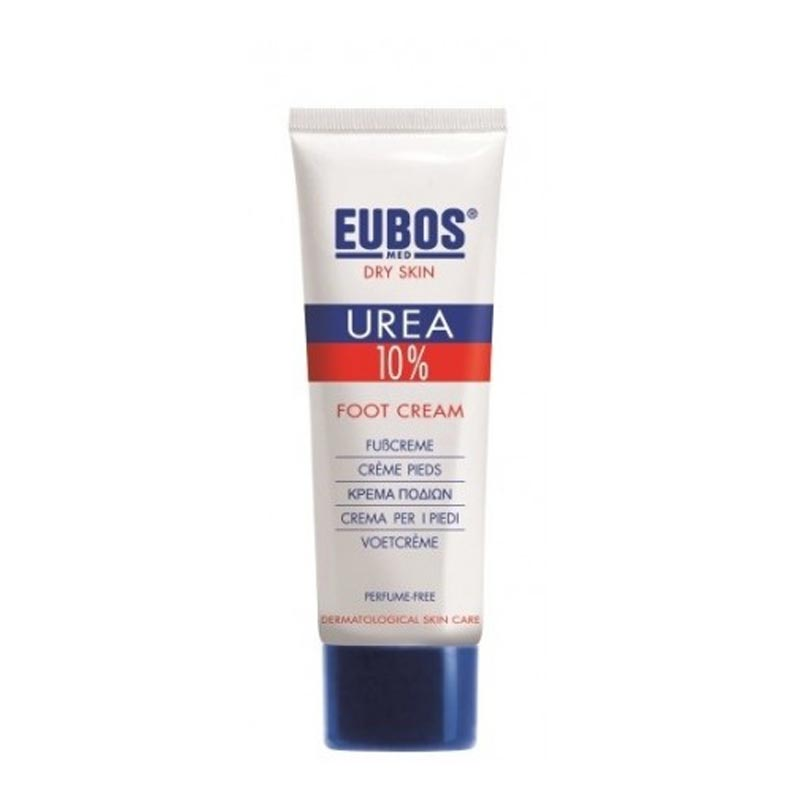EUBOS 10% UREA FOOT CREAM 100ml
