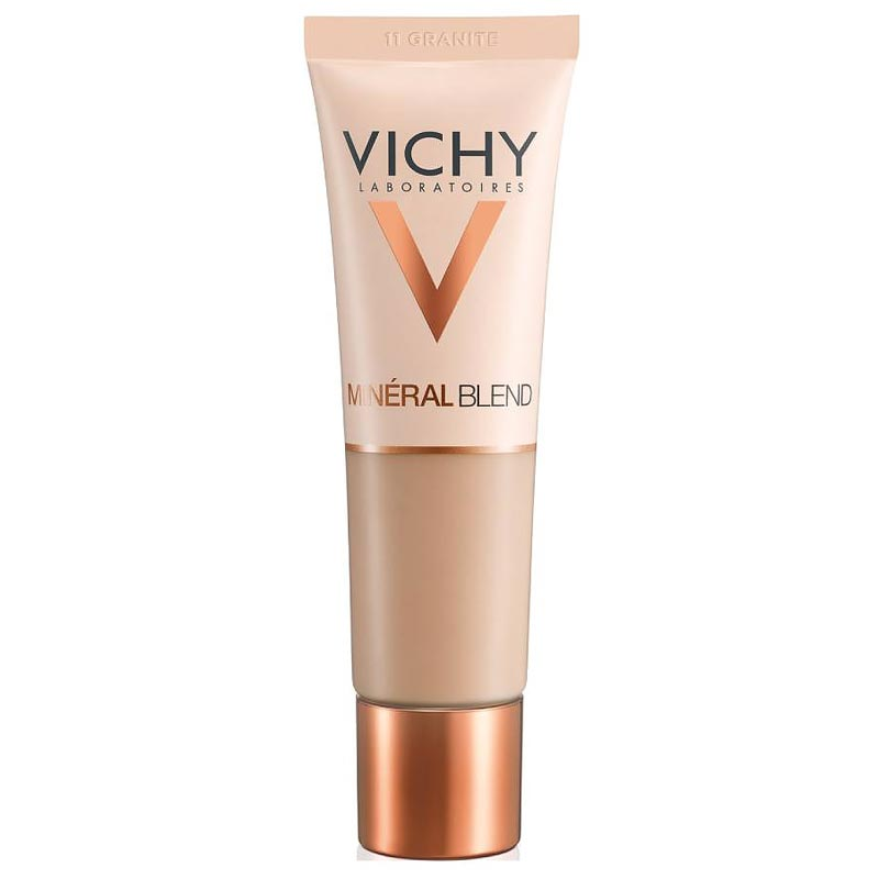Vichy MineralBlend Hydrating Fluid Foundation -11 Granite- 30ml