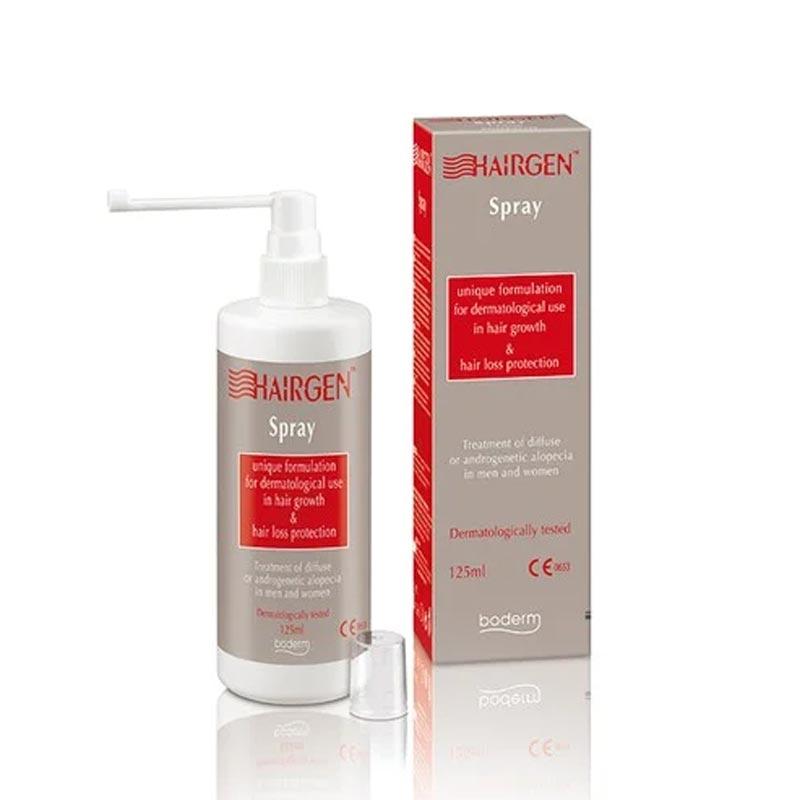 Boderm Hairgen Spray, Σπρέι κατά της Τριχόπτωσης, 125ml