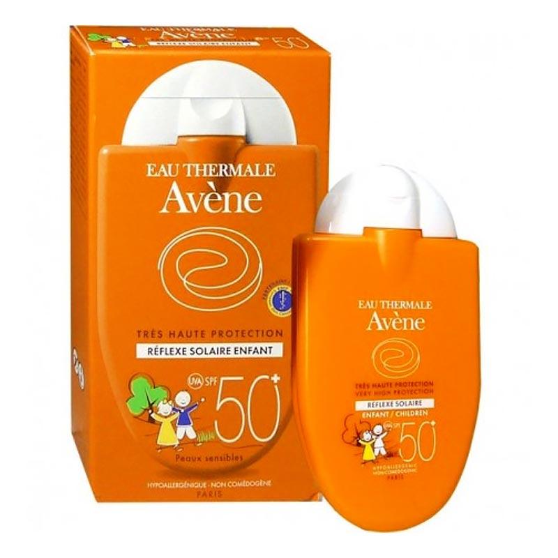 Avene Eau Thermale Reflexe Solaire Παιδικό Αντηλιακό Για Πρόσωπο & Σώμα SPF50 30ml