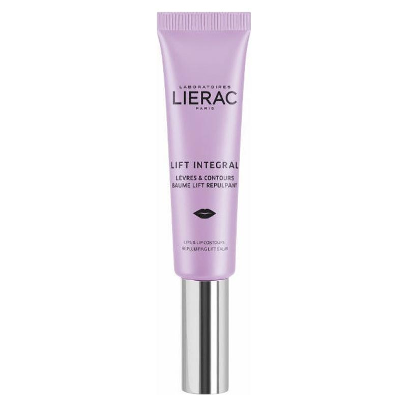 Lierac Lierac Lift Integral Lips & Lip Contours Replumping Lift Balm Βάλσαμο Lift Επαναπύκνωσης Χειλιών, 15ml