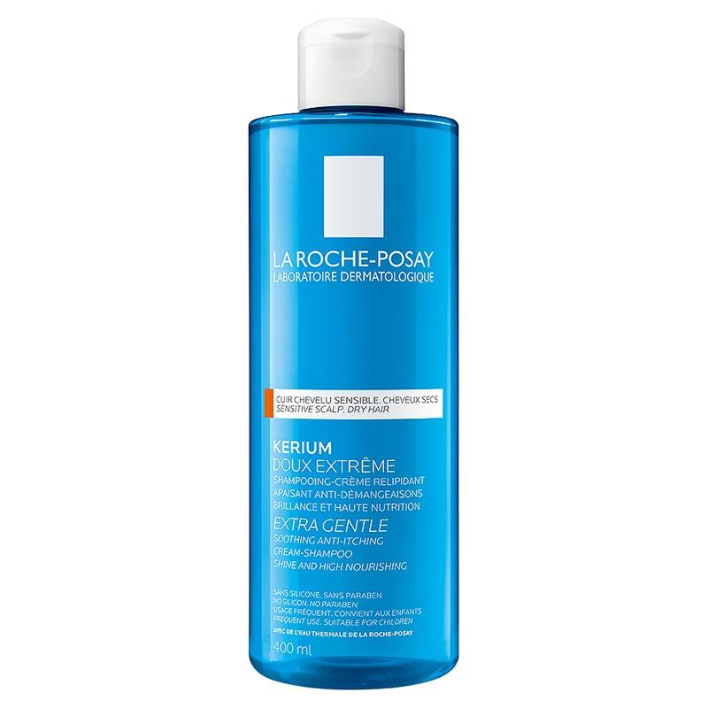 La Roche-Posay Kerium Extra Gentle Cream-Shampoo 400ml