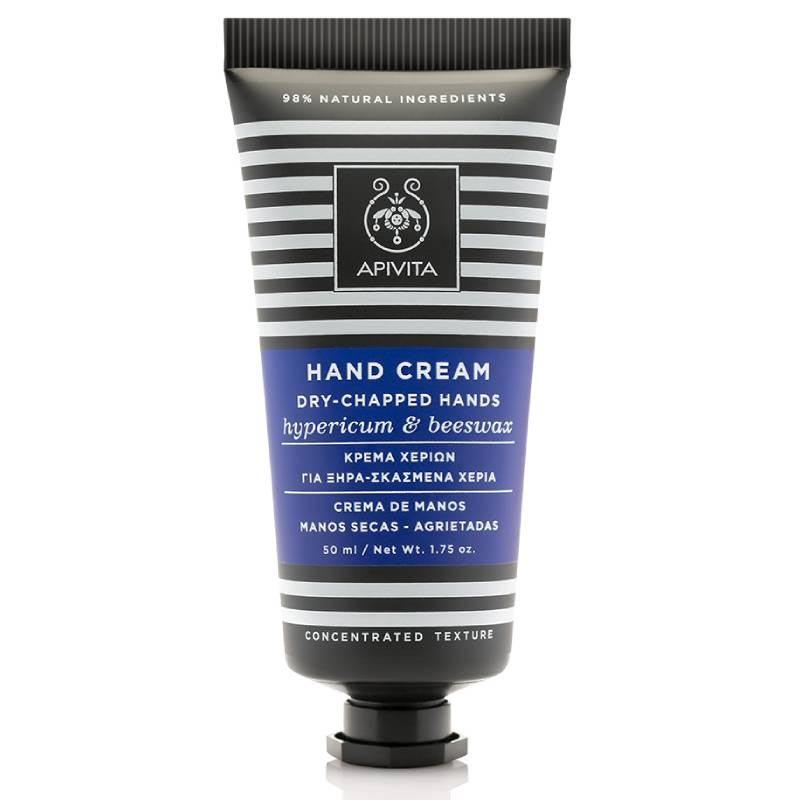 Apivita Hand Cream Κρέμα Χεριών για Ξηρά και Σκασμένα με Βάλσαμο και Βιολογικό Κερί 50ml