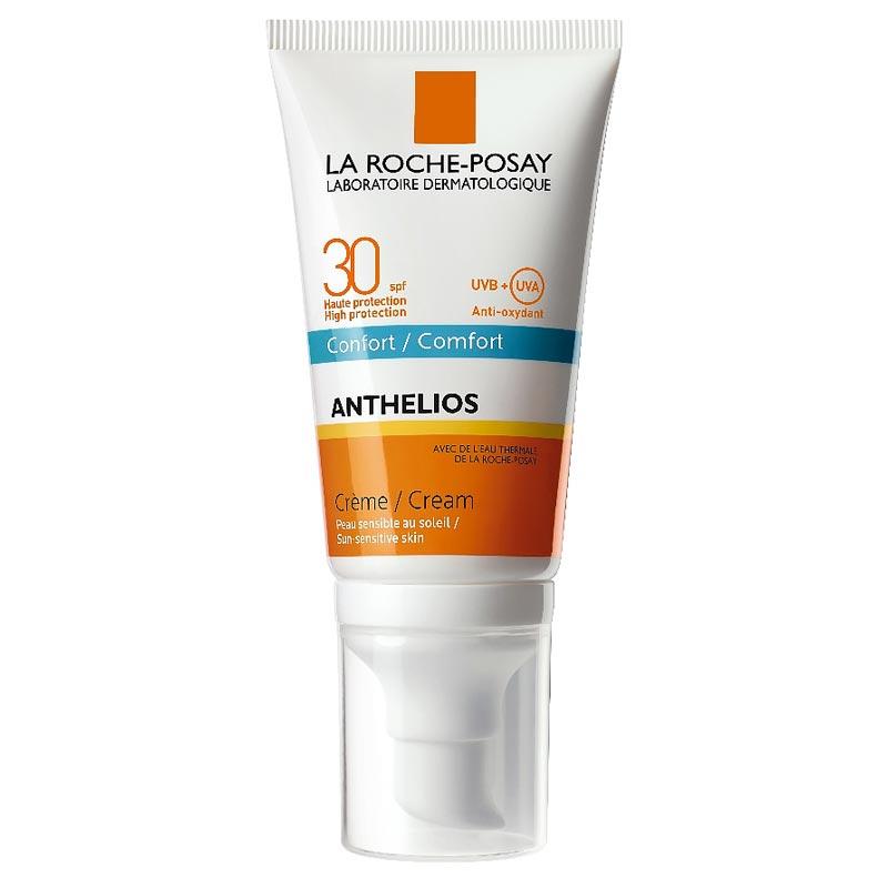 La Roche Posay Anthelios XL Creme Comfort SPF30+ Με Άρωμα 50ml